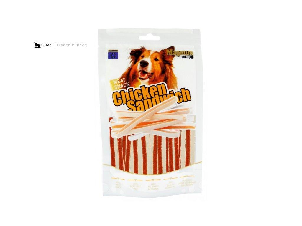 MAGNUM kučecí sandwich 80g