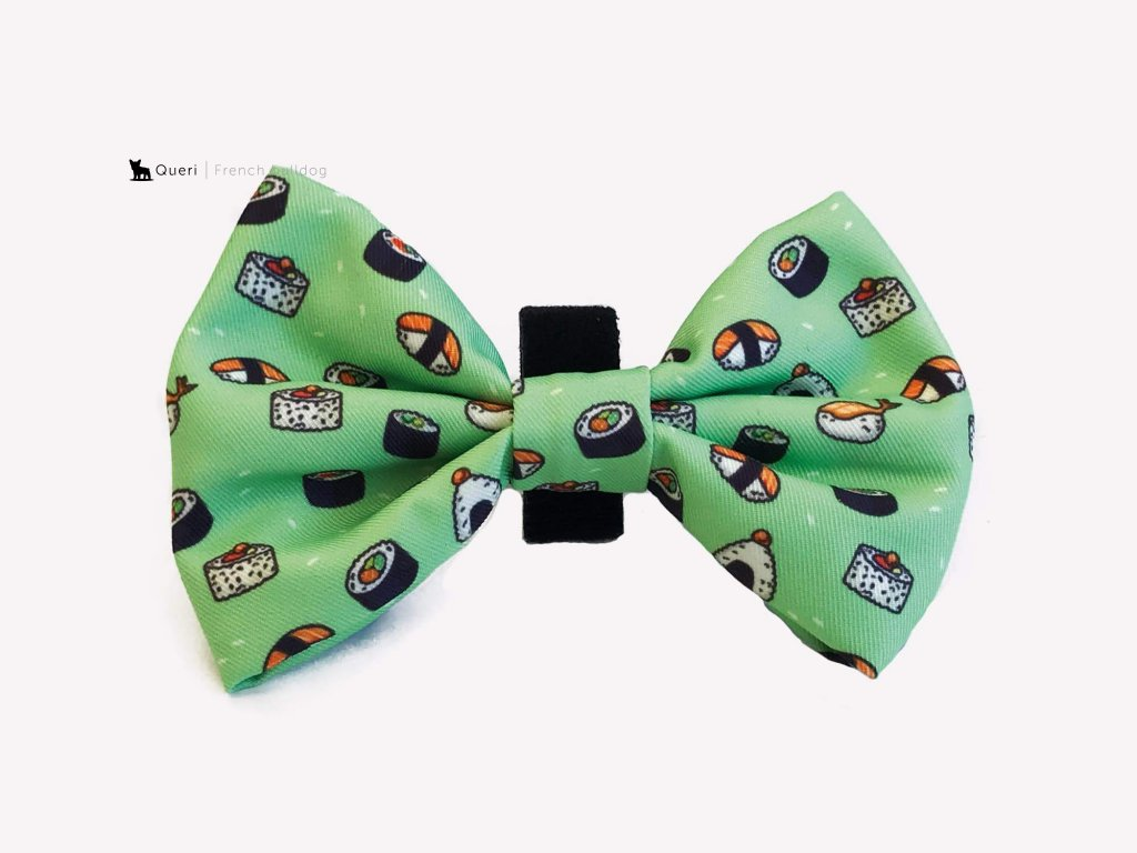 nigiri bow tie for dog 511415 2000x
