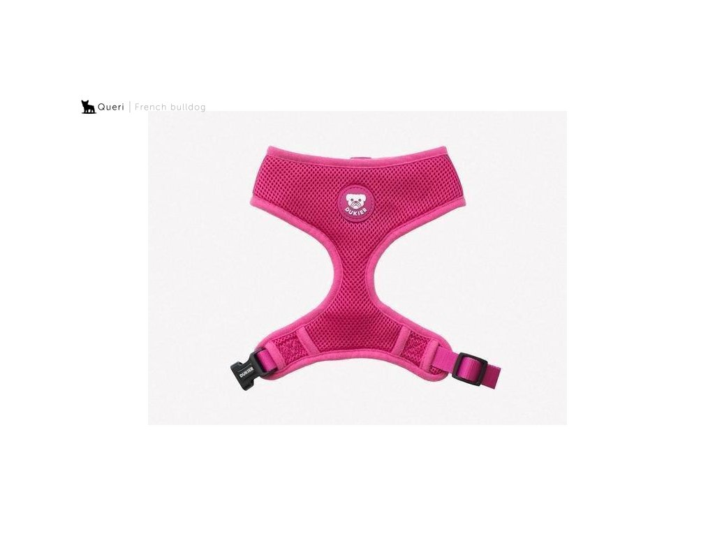 basic pink harness for dogs 991180 600x