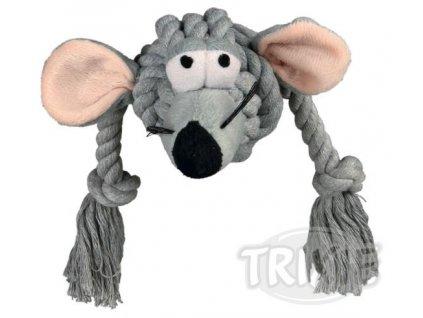 trixie myška bavlna 2