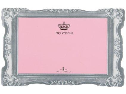 prostírání ružové