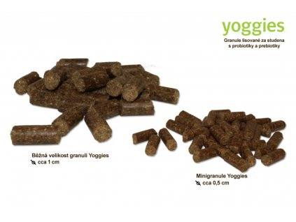 yoggies kuře hovězí 4kg