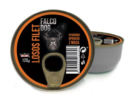 vyr 1830FALCO DOG losos filet