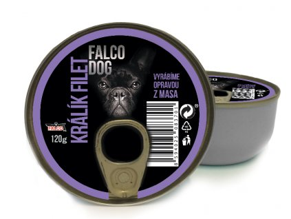 vyr 2000FALCO DOG kralik filet