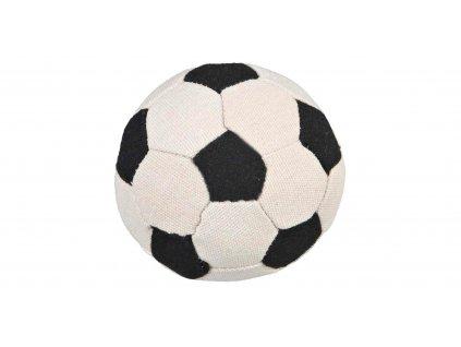 Fotbalový míč (plátno plněné molitanem) 11 cm TRIXIE