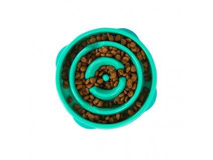51006m fun feeder turquoise md