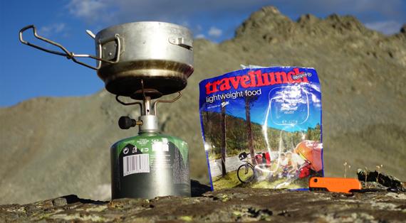 Travellunch, Summit to Eat, Lyofood - jídlo na cesty
