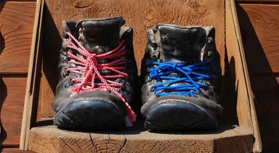 Materiály používané pro výrobu obuvi