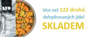 Dehydrované jídlo