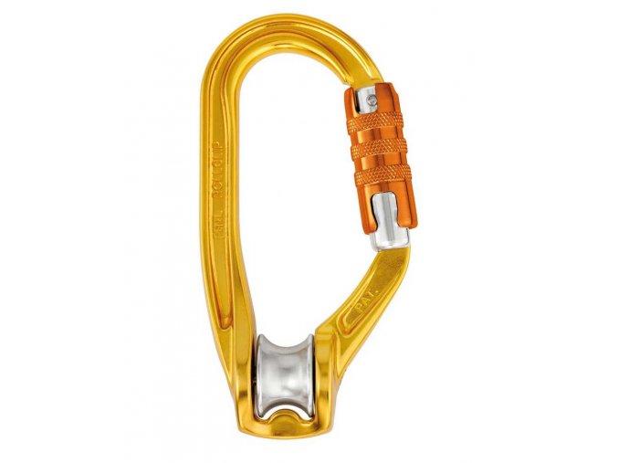 Petzl Rollclip A triact-lock - karabina s kladkou