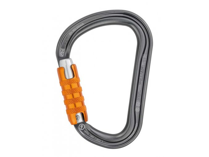 Petzl William Triact-Lock - karabina