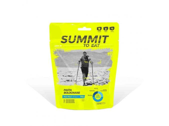 Summit to Eat Boloňské těstoviny 130g