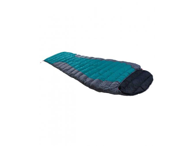 Warmpeace: Viking Blanket | (Barva petrol/grey/black)