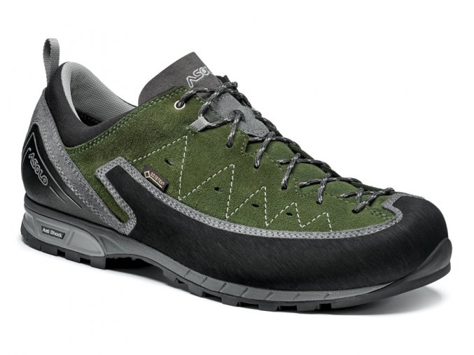 Asolo Apex GV MM - pánské boty  + impregnační vosk zdarma