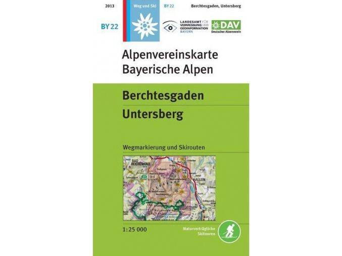 alpenvereinskarte map by22 berchtesgaden alps untersberg hiking and ski p33188 112055 medium