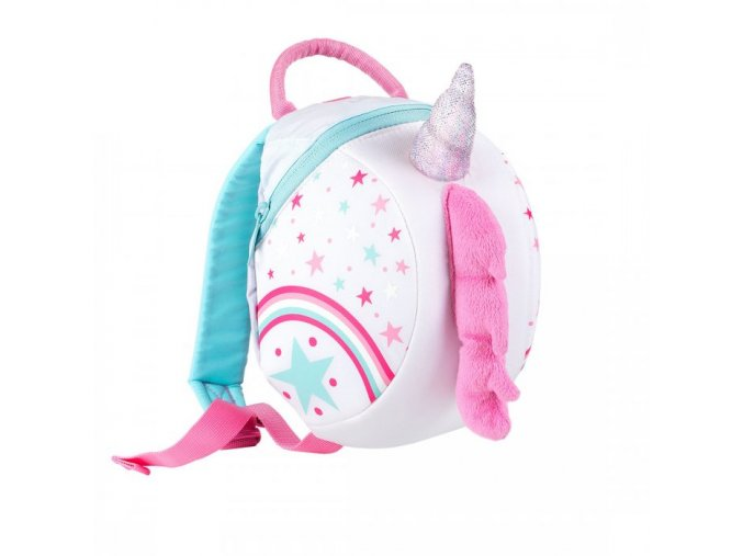 L17150 unicorn toddler backpack 1