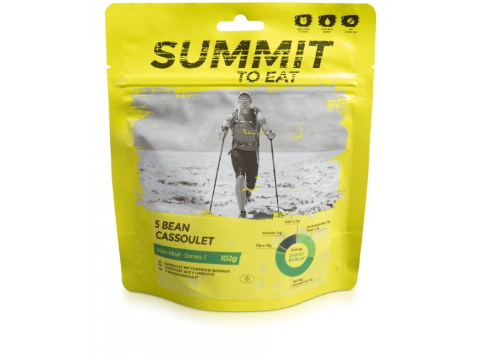 Summit to Eat Fazolový kotlík 102g