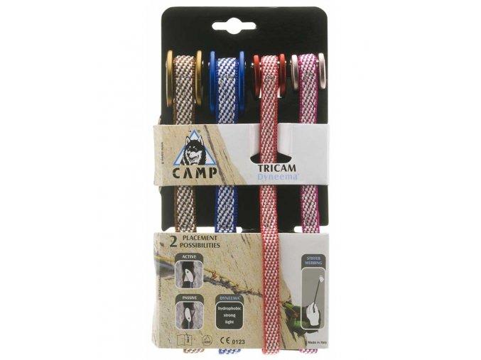 Camp Tricam Dyneema Set - 4 ks