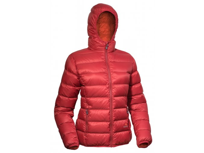 4294 Tacoma jacket mars red orange