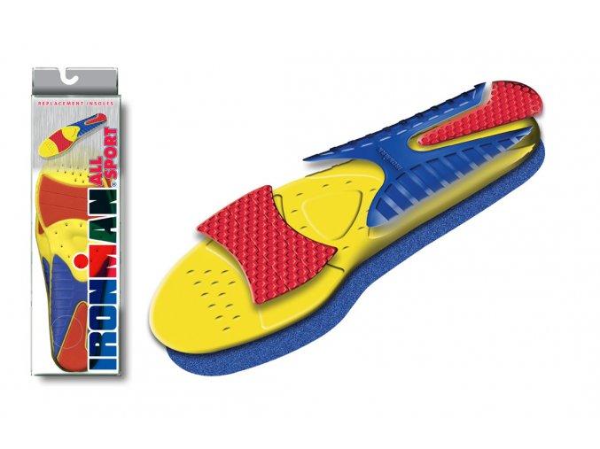 Spenco Ironman All Sport - vložky do bot