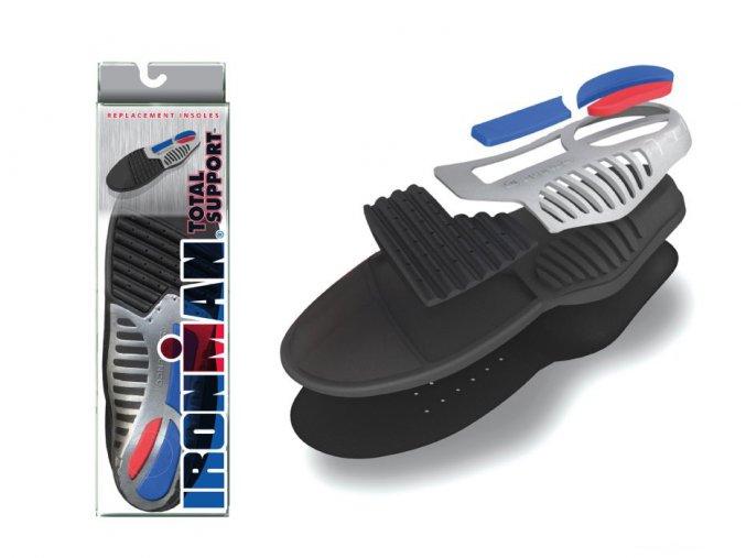Spenco Ironman Total Support ORIGINAL - vložky do bot