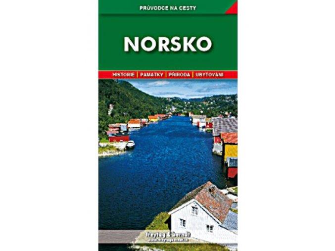 Na cesty Norsko