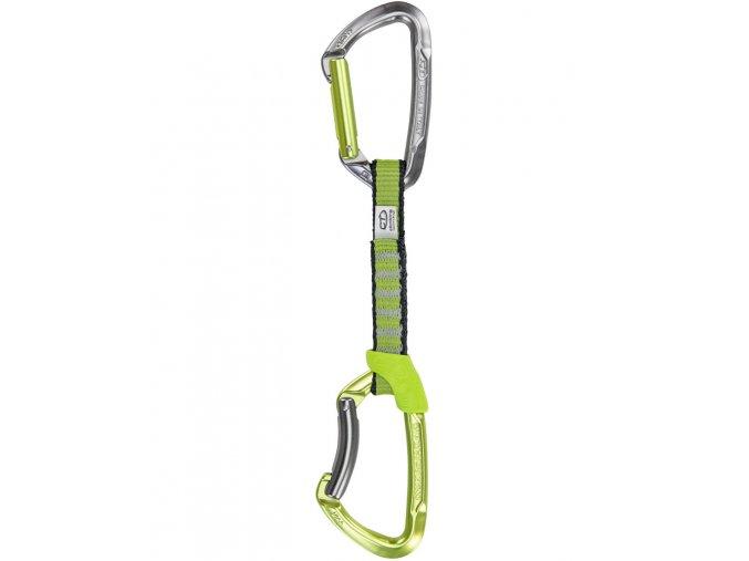 Climbing Technology Lime Set NY 12cm green/grey - expreska