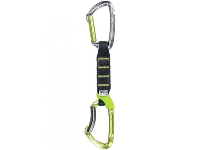 Climbing Technology Lime Set Pro NY 12cm green/grey - expreska