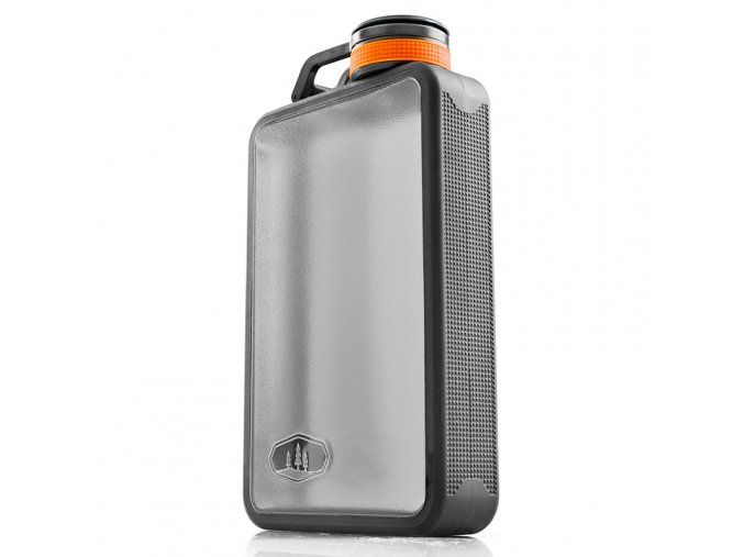 GSI outdoors Boulder Flask 296ml - placatka