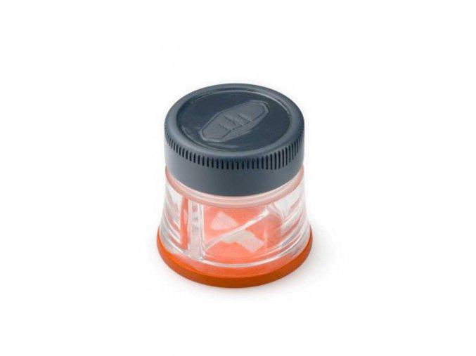 GSI outdoors Booster Salt + Pepper Shaker - kořenka