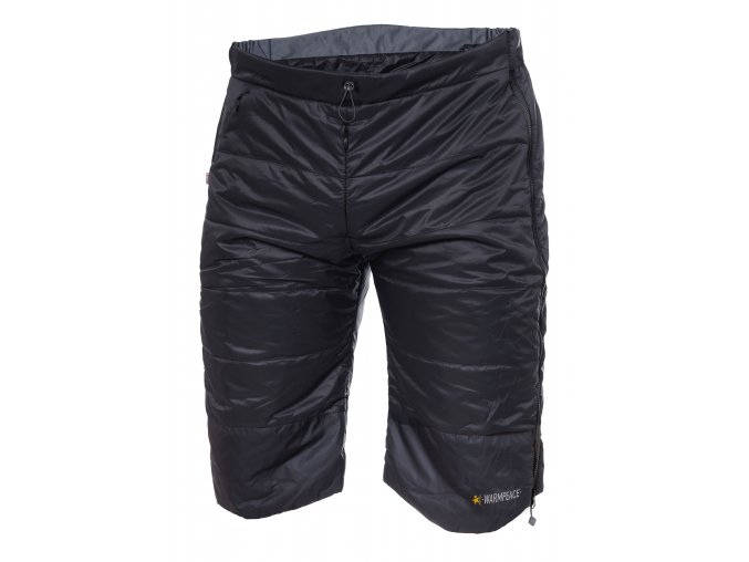 4406 Rond shorts black dark grey