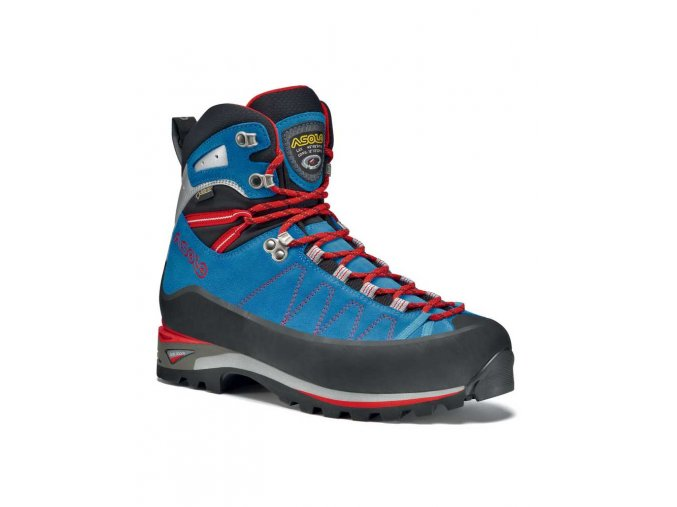 Asolo: Elbrus GV MM | blue aster/silver | UK (Barva blue aster/silver, Velikost 12.5)