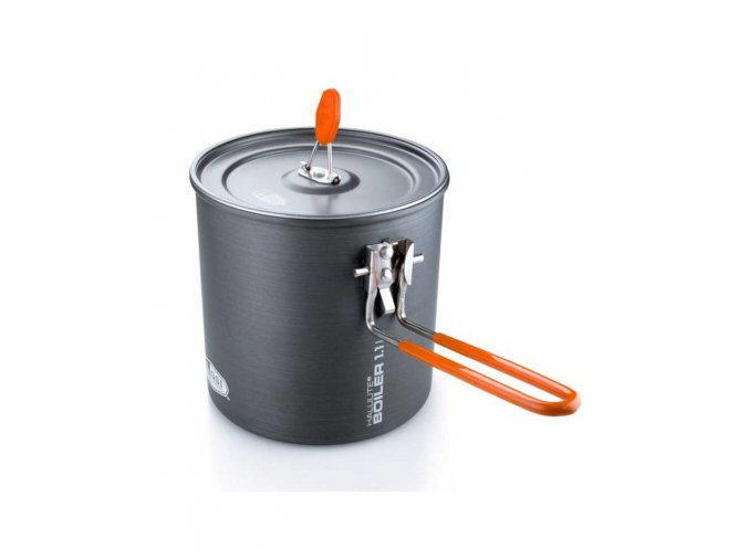 GSI outdoors Halulite boiler 1,1 l - hrnec