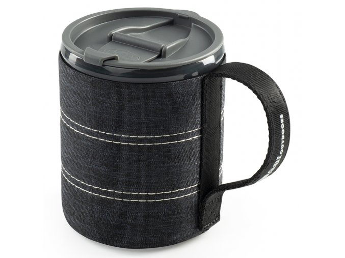 GSI outdoors Infinity Backpacker Mug 500 ml - hrnek (Barva orange)