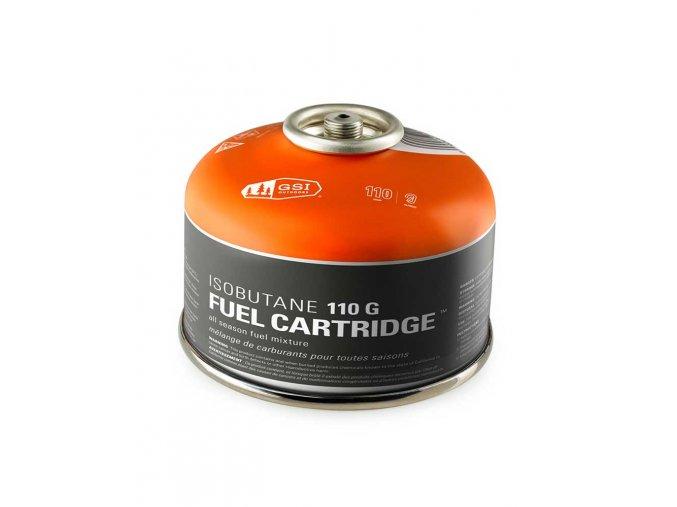 GSI outdoors Isobutane Fuel Cartridge   110 g - kartuše