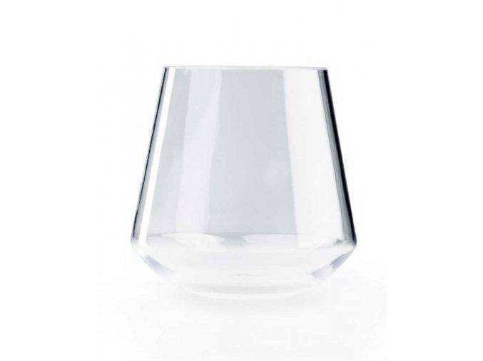 GSI outdoors Stemless Red Wine Glass 435 ml - sklenička