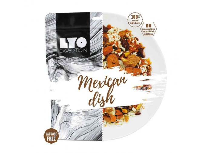 LYOFOOD mexican pánev