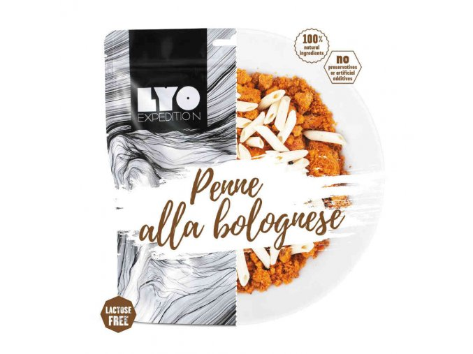 LYOFOOD Meals Penne alla Bolognese1111111