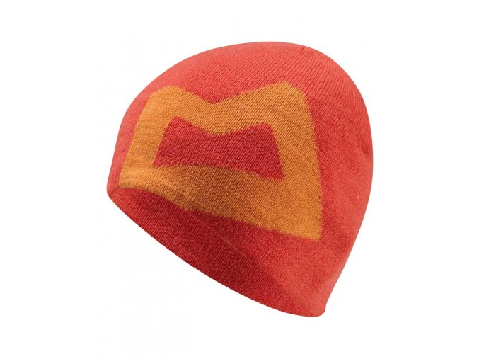 Mountain Equipment: Branded Knitted Beanie | (Barva Raven/Shadow)