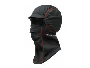 Punk Balaclava black