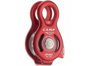 Camp Sphinx - kladka