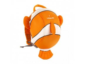 L10810 animal backpack clownfish 1