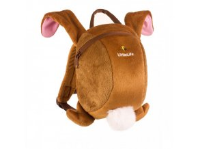 L10840 animal backpack bunny 1