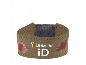 L12631 dinosaur child id bracelet 1