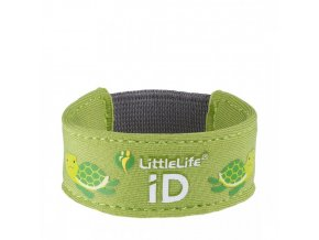 L12641 turtle child id bracelet 1