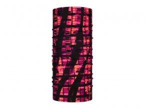 Buff Pixel Purplish - šátek