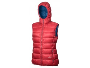 4296 Yuba vest mars red petrol