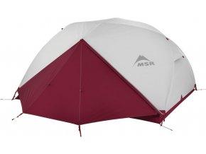 CDSN MSR Tent Elixir3 RainDoorClosed PR