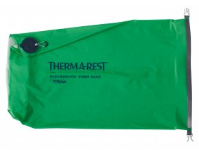 13228 thermarest blockerlite pump sack pine 20L flat