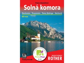 Rother Dachstein - průvodce